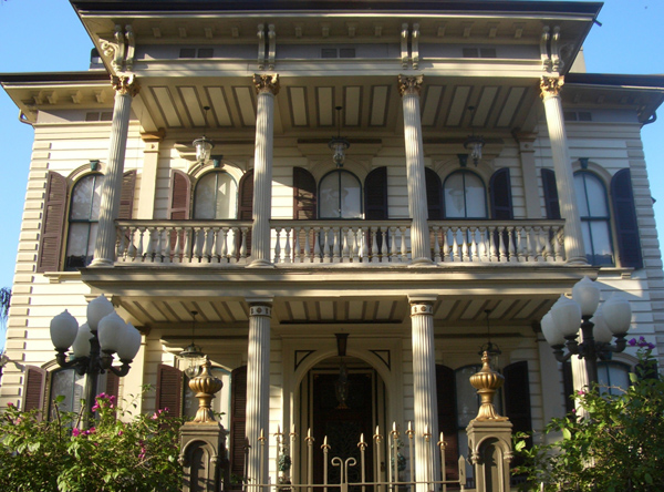 New orleans louisiana st charles mansion for sale for Mansions in new orleans